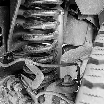 Steering and Suspension Systems Service and Repair