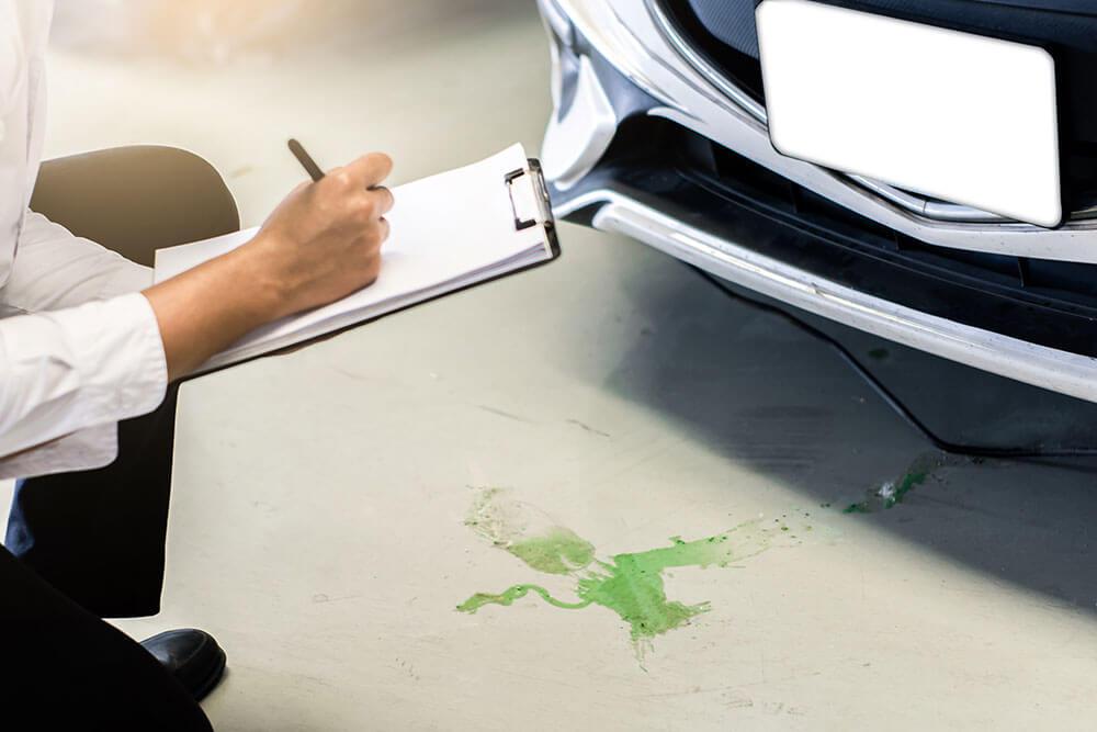 Your Comprehensive Auto Fluid Color Guide